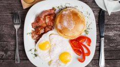 Receta de huevos a la americana