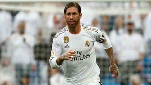 Sergio Ramos con el Real Madrid (@SergioRamos)