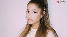 Ariana Grande ha cortado su coleta