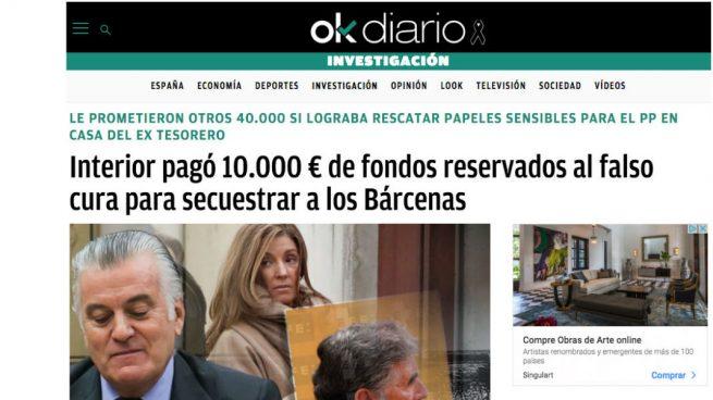 Las grandes exclusivas que OKDIARIO ha publicado en sus cinco años de vida