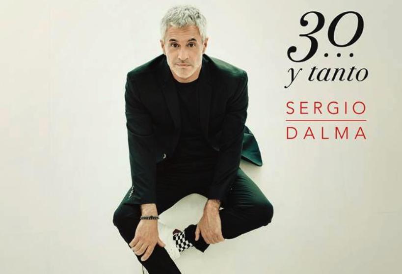 Sergio Dalma lanza un disco especial para celebrar los 30 años de carrera musical