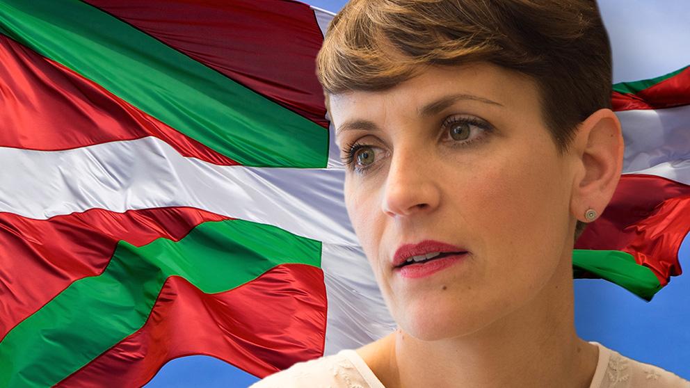 María Chivite, presidenta de la Comunidad Foral de Navarra