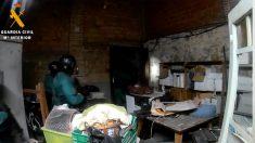 La Guardia Civil cree que los CDR tenían amonal, el explosivo de ETA