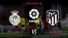 Mallorca – Atlético: horario y dónde ver en TV en directo el partido de hoy de la Liga Santander.