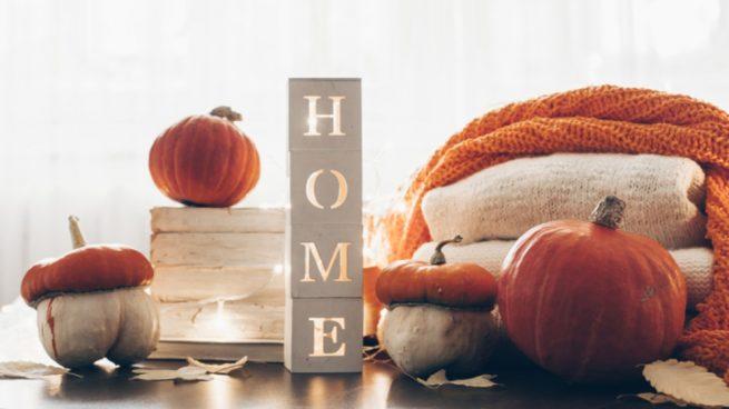 Hacer una limpieza general para darle la bienvenida al otoño