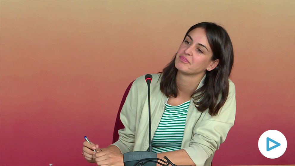 La portavoz municipal, Rita Maestre. (Foto: Flickr)