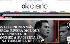 OKDIARIO estrena un nuevo diseño más moderno, fresco y directo para nuestros lectores
