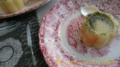 Receta de Huevos en gelatina