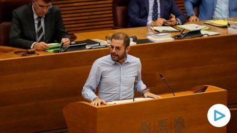 Jesús Salmerón, diputado de C's Valencia @Twitter