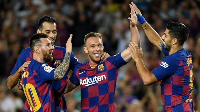 sensación cómoda más vendido estilo exquisito Barcelona - Villarreal: Resultado, resumen y goles del ...