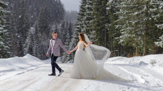 Cómo organizar e ideas para bodas en invierno