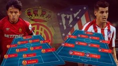 Mallorca y Atlético se enfrentan este miércoles en Palma.