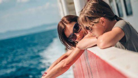 Cómo evitar el mareo en un crucero paso a paso