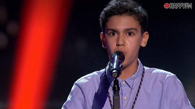 'La Voz Kids': Un concursante canta una saeta y se vuelve viral por esta razón