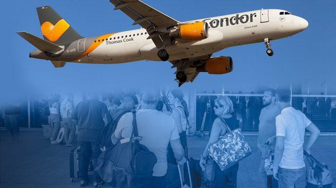 Norwegian e Iberia las compañías más beneficiadas tras la quiebra de Thomas Cook y la huida de Ryanair