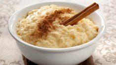 Receta de Risotto de arroz con leche dulce