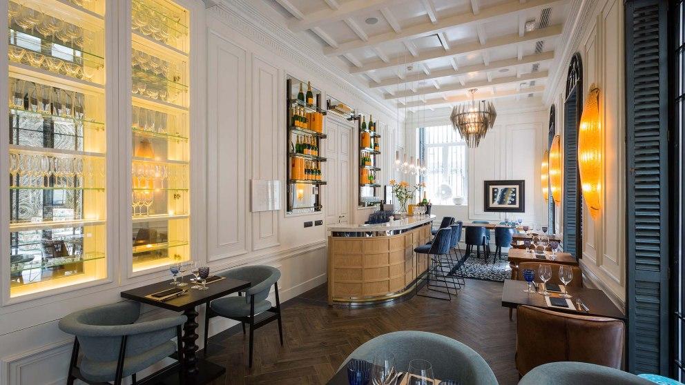 Restaurantes de hoteles en Madrid donde comer bien