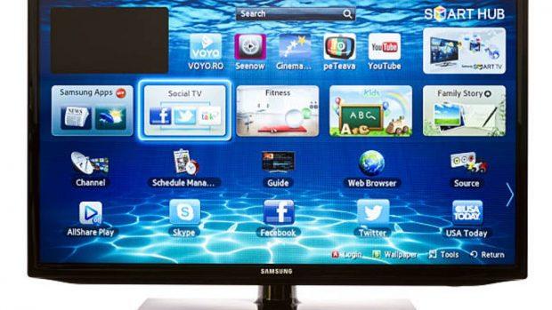 restablecer un televisor Samsung
