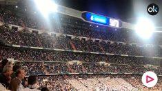 El Bernabéu se vino abajo con el gol de Rodrygo.