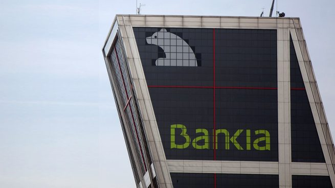 Los tipos negativos siguen castigando el margen de Bankia y su beneficio, que cae un 22,8%