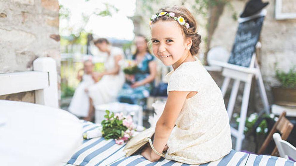 Todos los pasos para vestir correctamente a los niños para una boda