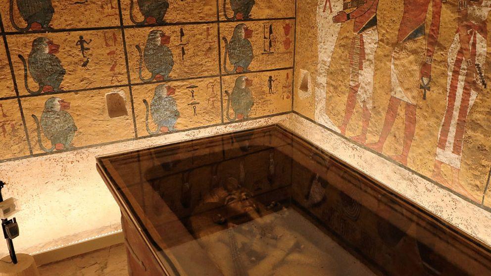 Descubre dónde está la tumba de Tutankamón