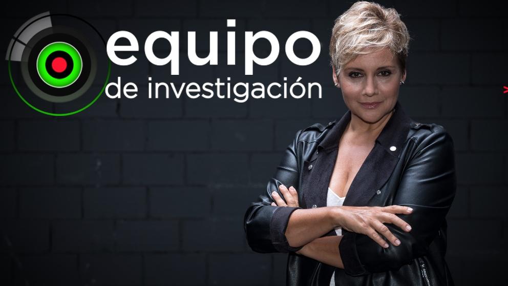 Gloria Serra conduce 'Equipo de investigación'
