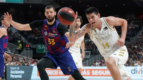 El Real Madrid y el Barça, en el punto de mira de la Euroliga. (ACB Photo)