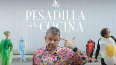 Alberto Chicote vuelve con 'Pesadilla en la cocina'