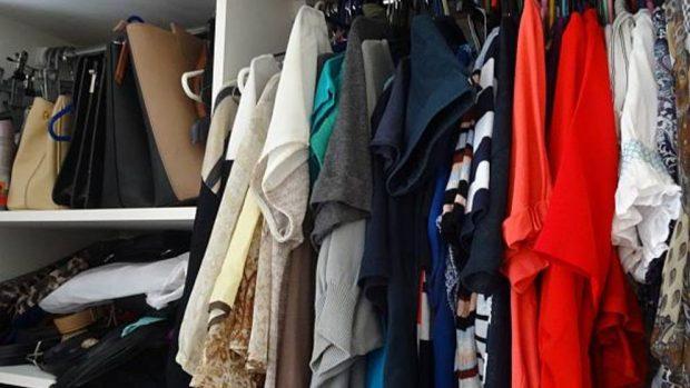 organizar un armario pequeño