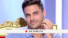 Final de Miguel en 'Mujeres y hombres y viceversa', en directo