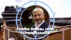 Carlos Sobera ya viaja en 'First Dates crucero'