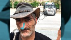 Alexis Codina, uno de los CDR detenidos por presunto terrorista, en el asalto al Parlament de la última Diada.