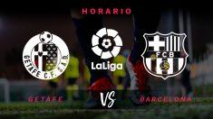 Getafe – Barcelona: jornada 7 de la Liga Santander.