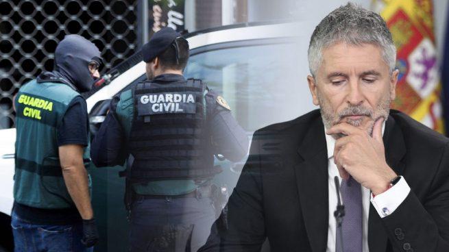 La Guardia Civil avisa a Marlaska de que el sistema de alerta en la compra de explosivos no funcionó.