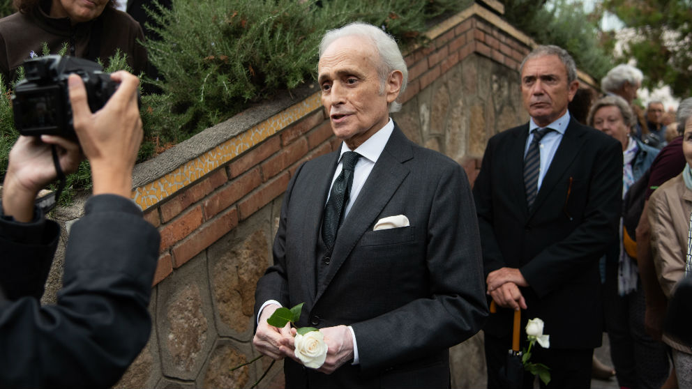 Jose Carreras. Foto: Europa Press