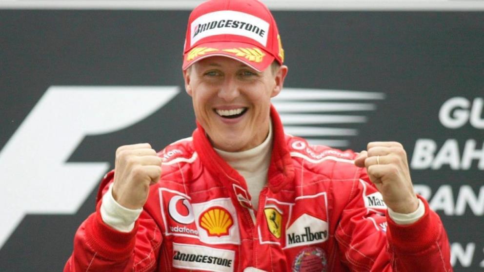 Michael Schumacher es el mejor piloto de todos los tiempos