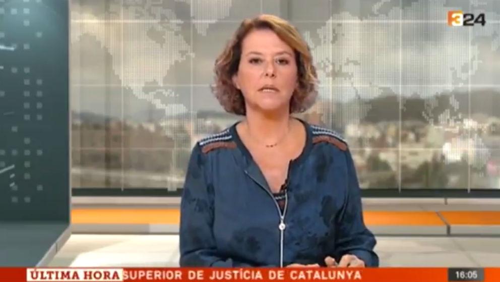 TV3 ha ofrecido la noticia en su canal informativo 324.