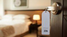 Una habitación de un hotel @Istock