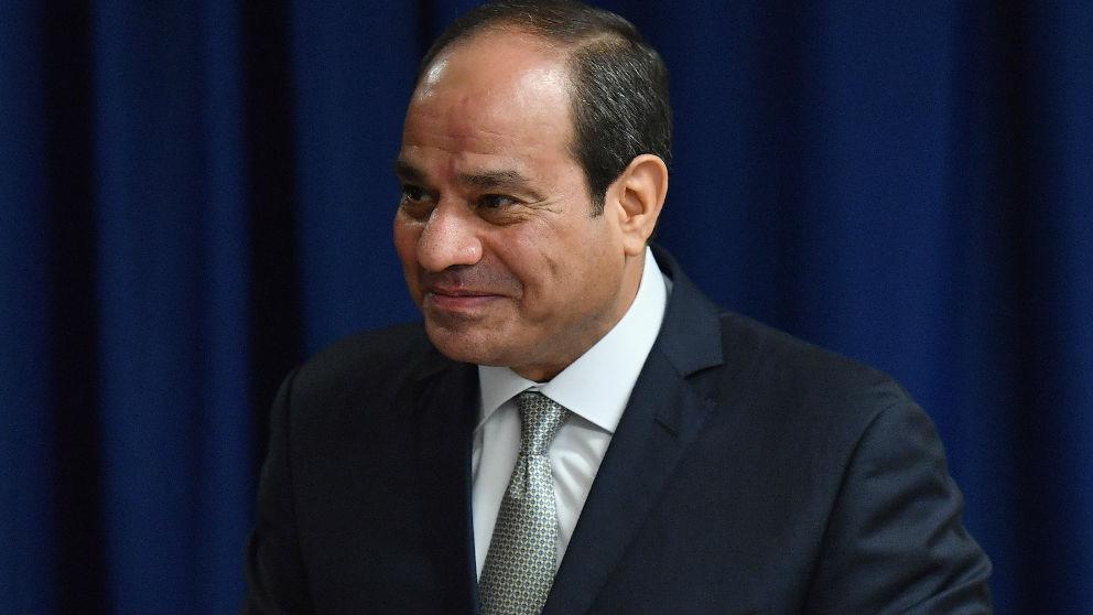 Abdel Fattah al-Sisi. Foto: AFP