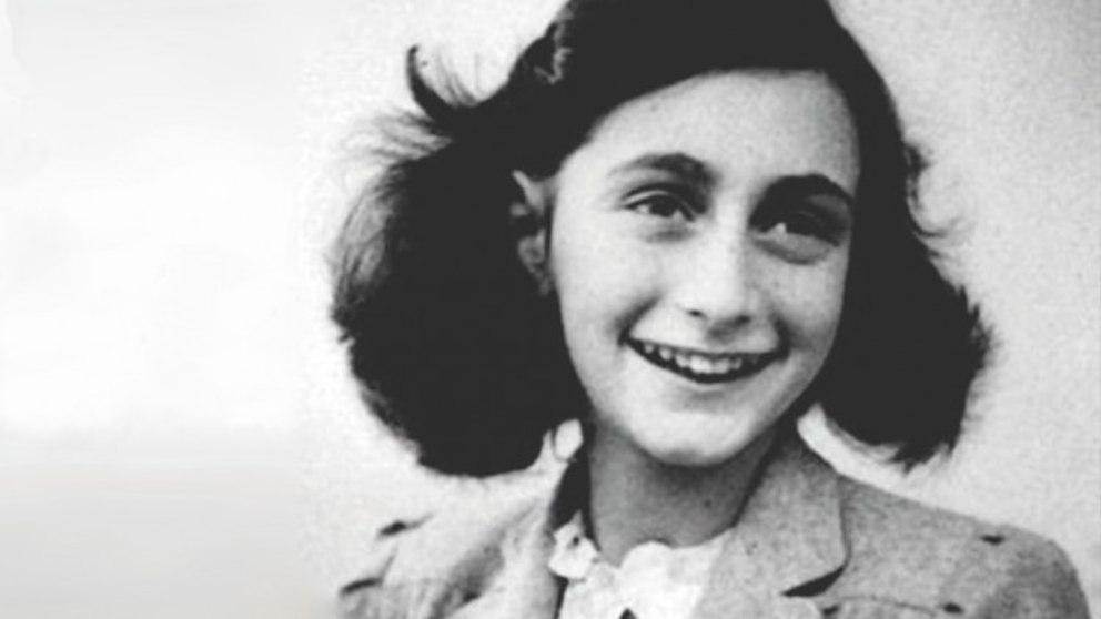 La historia de Ana Frank es fuertemente curiosa.