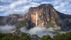 La caída de las cataratas es verdaderamente espectacular