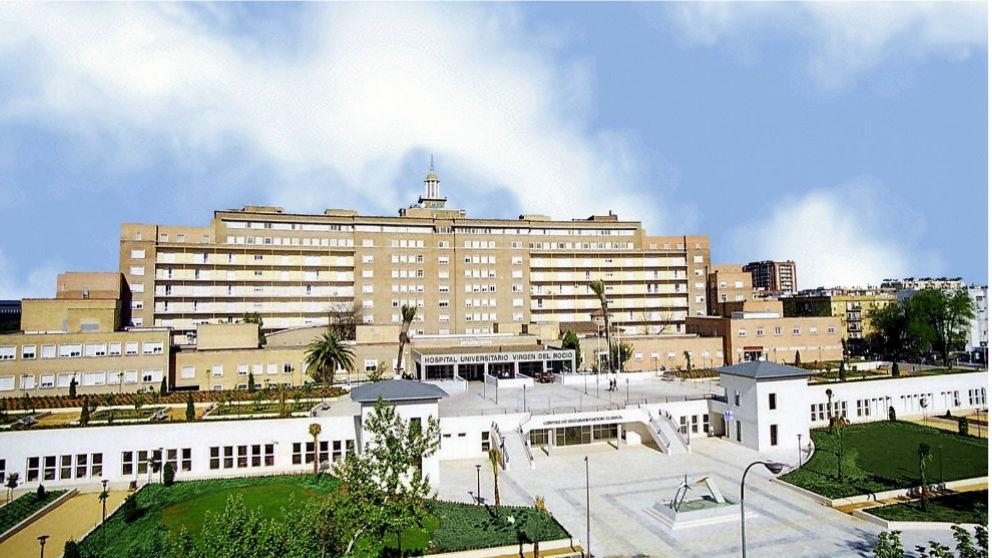 Hospital Virgen del Rocío en Guadix (Granada). Foto: Europa Press