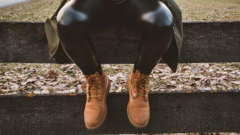 Estas botas tienen un material muy delicado que hay que tratar con cuidado