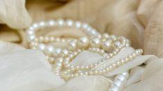 Cómo limpiar collares de perlas de forma fácil y rápida