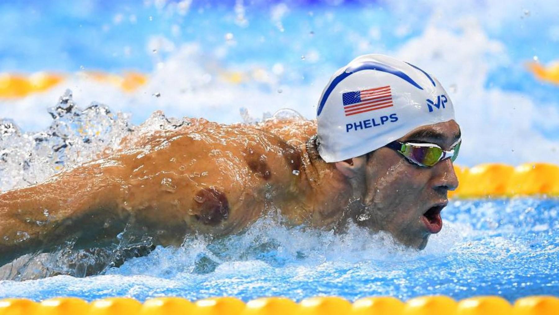 Deportistas con más medallas olímpicas de la historia