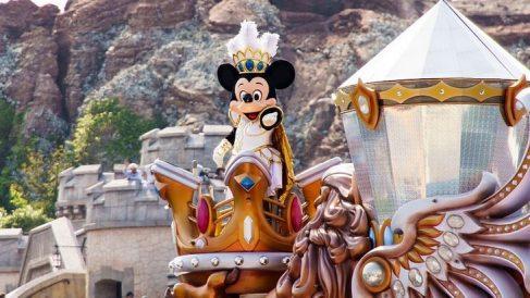En Europa, está en Paris, denominado Disneyland Paris.