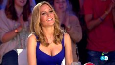 Edurne cantará hoy en 'Got Talent'