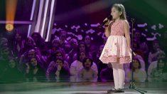 Vuelve a la programación tv 'La Voz Kids'