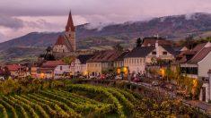 En Austria encuentras paisajes y lugares realmente encantadores